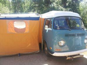 1972 Volkswagen Camper Van