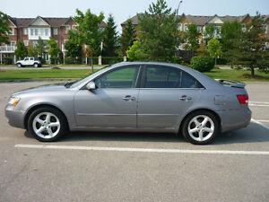2006 Hyundai Sonata GLS Sedan