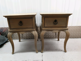 Willis & Gambier - Camille Bedside table x 2