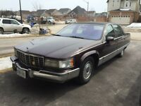 1994 Cadillac fleetwood brougham need gone ASAP!!!