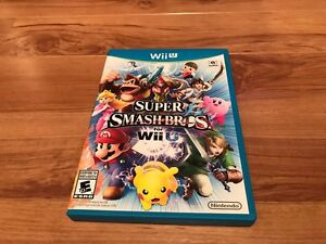 Super Smash Bros. WiiU