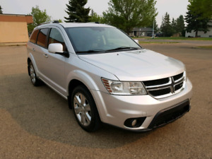 2011 Dodge Journey R/T AWD Fully Loaded