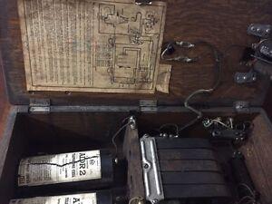 Nice Original Antique Wall Telephone London Ontario image 3