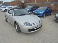 MG TF 1.8 135 CONVERTIBLE - 2002 02-REG - 8 MONTHS MOT