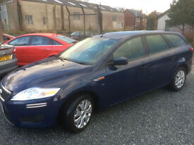 2009 Ford Mondeo 2.0TDCi 140 2009.5MY Edge