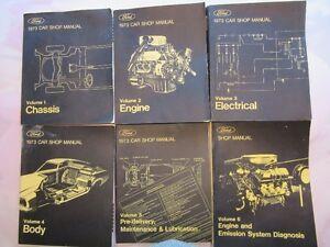 Car Shop Manuals for sale