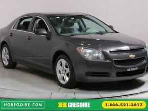 2012 Chevrolet Malibu LS A/C GR ELECT MAGS CRUISE CONTROL