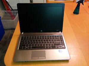 HP Probook 4430s i3 SSD Écran 14 po 180$