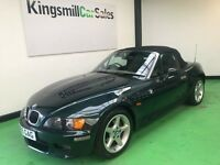 BMW Z3 2.0 ROADSTER (green) 1999