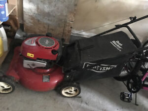 Craftsman Lawnmower 6.25hp