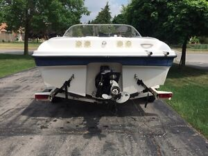 2003 Bayliner w/Trailer- READY TO GO!!-TURN KEY !!! MUST SELL!!! Kitchener / Waterloo Kitchener Area image 2