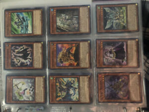 YU-GI-OH cards for sale or trade
