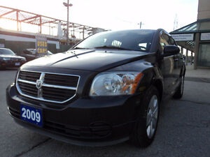 2009 Dodge Caliber SXT Hatchback/Certified/E-test