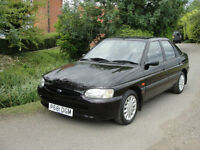 1996 FORD ESCORT 1.4 FREEDOM Ltd Edn - FULL HISTORY - IN VGC - LOW MILES @48K -