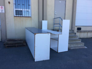 FREE WORK BENCH/STORAGE FOR PICK UP