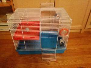 Cage for small mamals Kitchener / Waterloo Kitchener Area image 1