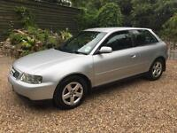 2001 51 AUDI A3 1.9 TDI SPORT TURBO DIESEL AUTO TRIPTRONIC 3 DOOR HATCH ////AUTO