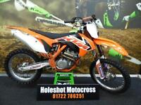 KTM SXF 350 Motocross bike Clean example (Part exchange to clear)