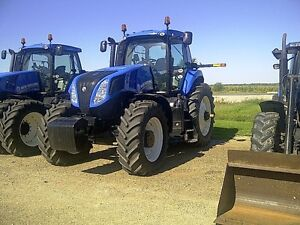 2013 New Holland T8.275 Tractor London Ontario image 2