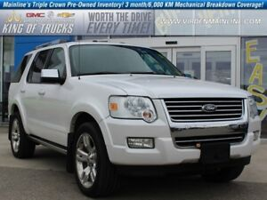 2010 Ford Explorer Limited | Leather | 6 Passenger