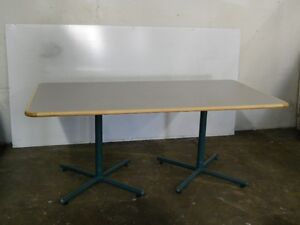 RECTANGULAR TABLES for WORKTABLES; DINING TABLES