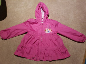 Disney Princess Spring Jacket - excellent condition