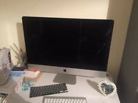 Apple IMac computer- 27inch (biggest size)