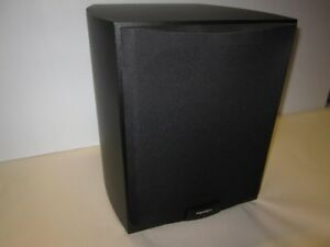 "Paradigm and Klipsch 10""powered Subwoofers (not working)"