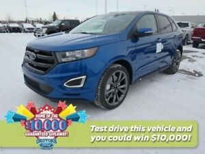 2018 Ford Edge Sport 2.7l GTDI v6, Canadian Touring Package