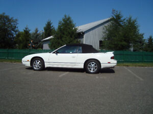 nissan 240 sx edition special convertible