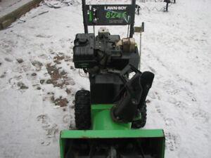 lawnboy 8/24 snowblower