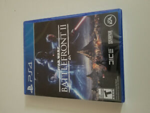 Unopened battlefront 2