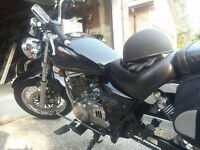GZ250 2007 Suzuki Maurader Black  $2100 cheap insurance