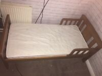 John Lewis toddler bed 2 available £40 each or both for £70