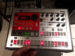 KORG Electribe ER-1 Drum Machine - 808 909 killer!