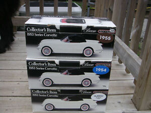 Jim Beam Car Decanters MINT IN BOXES  50+ cars Get One for Dad! Peterborough Peterborough Area image 4