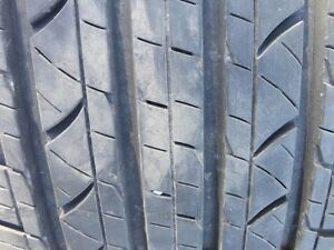 4 ALL SEASON TIRE MILESTAR 90% TRED 235/55/R17