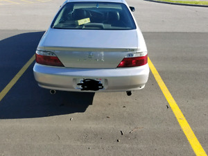 Acura tl  2002 with safety n e mission