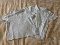 Boys school uniform bundle tops & jumpers age 6-7 years