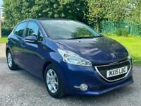 2015 15 Peugeot 208 Accesses 1.4Hdi 5 Door Done Only 12k Miles & 1 Owner