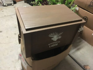 Moosehead Lager Cooler FOR SALE