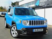 Jeep Renegade 1.4T MultiAirII Limited DDCT