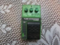 Original Ibanez TS-10 with JRC4558D Chip