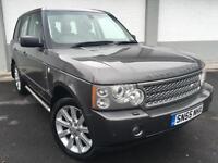 2006 Land Rover Range Rover 4.2 V8 Auto Supercharged Vogue SE