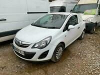 2014 Vauxhall Corsavan 1.3 CDTi 16V Van CAR DERIVED VAN DIESEL Manual