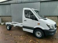 2016 Mercedes-Benz Sprinter 313 CDI Chassis Cab CHASSIS CAB Diesel Semi Automati