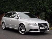 2007 Audi A4 Avant 2.0 TDI S LINE SPECIAL EDITION QUATTRO AVANT 170 PS, DIESEL
