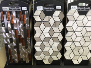 start $1 only!! 50% OFF CLEARANCE All mosaic tiles!!