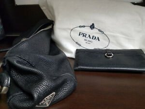 Prada Purse with Wallet