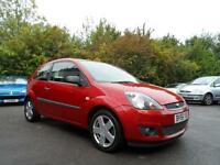 Ford Fiesta 1.25 Zetec Climate 3 DOOR ALLOYS CD PLAYER AIR CON 56 PLATE